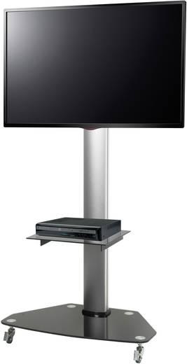 TV tartó gurulós kocsi, 32 - 55 (81,28 - 139,7 cm), dönthető, SpeaKa Professional