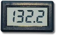 Digitális panelműszer, feszültségmérő, voltmérő modul 0 - 19,99 V/DC 46 x 26.5 mm Beckmann & Egle EX2070 Beckmann & Egle