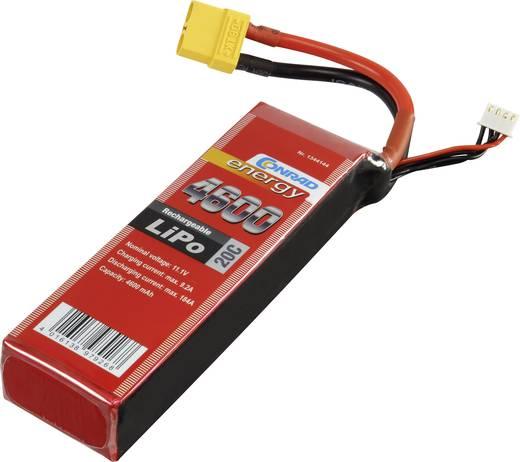 Akkucsomag, LiPo 11.1 V 4600 mAh 20 C Conrad energy stick