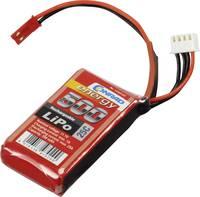 Akkucsomag, LiPo 11.1 V 500 mAh 25 C Conrad energy stick BEC Conrad energy