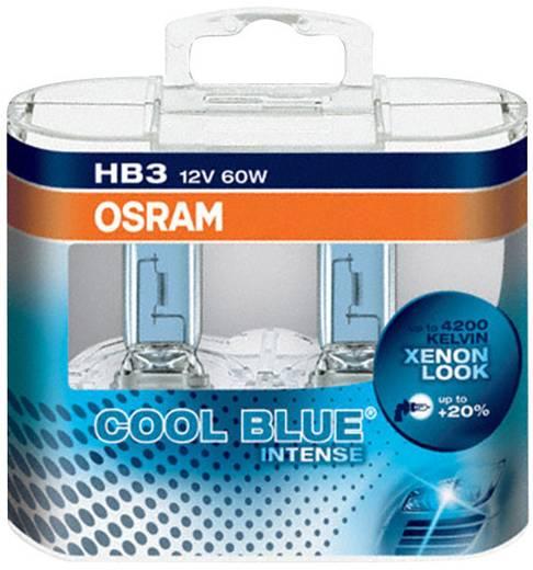 OSRAM COOL BLUE® INTENSE 12 V 12 V 1 pár P20d (Ø) 12 mm