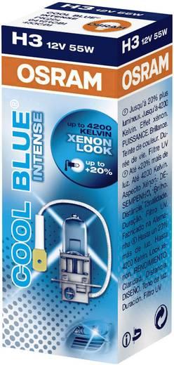 OSRAM COOL BLUE® INTENSE 12 V 12 V PK22s (Ø) 12 mm