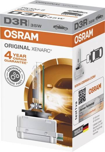 OSRAM 66350 XENARC izzó 12 V 42 V (Ø) 9 mm