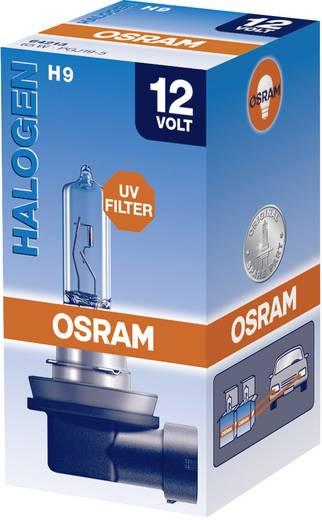 OSRAM Standard halogénlámpa H9, 12 V, PGJ19-5