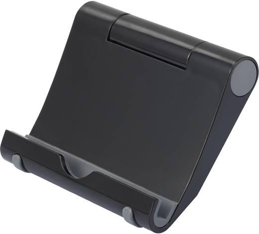 """Kihajtható tablet tartó, telefon tartó, iPad tartó, táblagép tartó 12,7 cm (5"""") - 25,4 cm (10"""") Renkforce 29215c23a"""