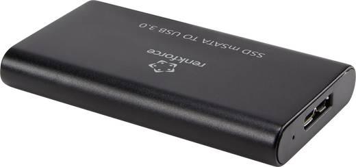 mSATA merevlemez doboz Renkforce BS-MSATA USB 3.0