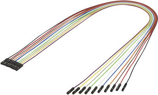 Raspberry Pi csatlakozókábel, színes Raspberry Pi® 1346419
