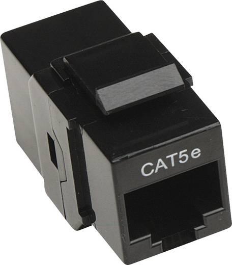 Beépíthető RJ45 CAT 5e csatlakozó aljzat Intellinet 504775
