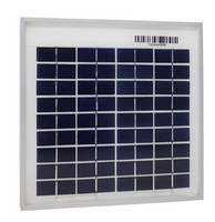 Polikristályos napelem modul 5 Wp 16.8 V Phaesun Sun Plus 5 (310164) Phaesun