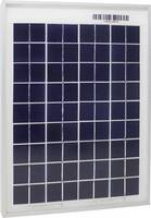 Polikristályos napelem modul 10 Wp 17 V Phaesun Sun Plus 10 Phaesun