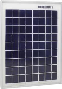 Polikristályos napelem modul 10 Wp 17 V Phaesun Sun Plus 10 (310165) Phaesun