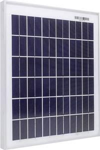 Polikristályos napelem modul 20 Wp 17 V Phaesun Sun Plus 20 Phaesun