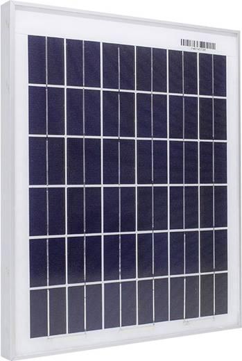 Polikristályos napelem modul 20 Wp 17 V Phaesun Sun Plus 20