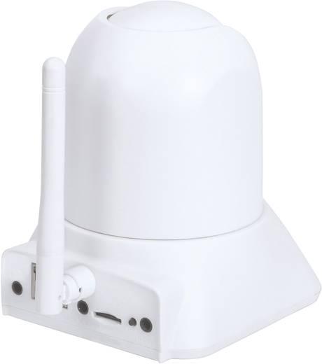 Vezeték nélküli LAN, WLAN HD kamerás bébiőr, okostelefon alkalmazással Manhattan PetCam HD 551502
