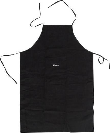Grillező védőkötény, konyhai védőkötény, fekete színű tepro Garten 8533