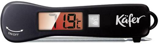 Háztartási- és grill hőmérő szöveges bemondással, Käfer E376
