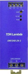 TDK-Lambda DRF-240-24-1/HL Kalapsínes tápegység 24 V/DC 240 W 1 x TDK-Lambda