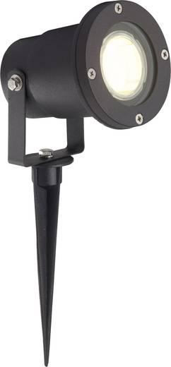Kültéri LED-es fényszóró 3 W GU10, fekete, Brilliant Janko