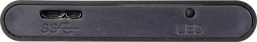 SATA merevlemez ház, USB 3.0, alumínium, 6,35 cm (2,5), Renkforce