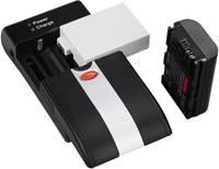 Univerzális kamera akku töltő, Li-Ion, NiMH, Hama Delta Ovum LED 00081370 (00081370) Hama