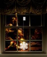 LED-es ablakkép, jegesmedve, Polarlite LBA-50-017 (LBA-50-017) Polarlite