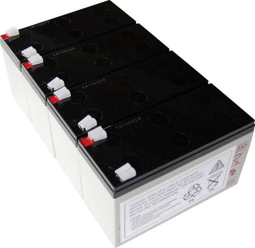 Tartalékakku AEG Protect B 2000 helyett Conrad energy