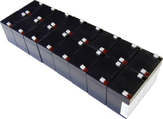 Tartalékakku AEG Protect B 3000 BP helyett Conrad energy