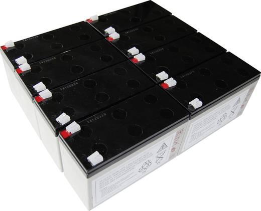 Tartalékakku AEG Protect B Pro 1800 BP helyett Conrad energy
