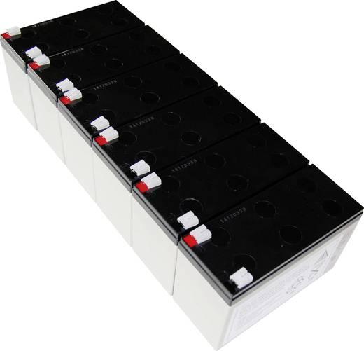 Tartalékakku AEG Protect B Pro 3000 helyett Conrad energy