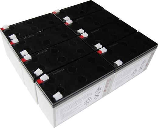 Tartalékakku AEG Protect C 3000 helyett Conrad energy