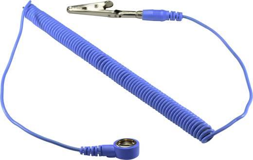 ESD földelő kábel 2.44 m Tru Components SpKL-10-244-SK