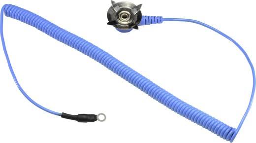 ESD földelő kábel szőnyeghez 3.05 m Conrad EkA-305-AD-R