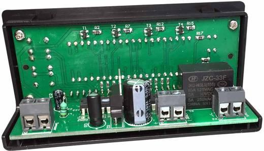 Hőmérséklet kapcsoló modul 12 V/DC -99 - 850 °C, H-Tronic TSM 1000