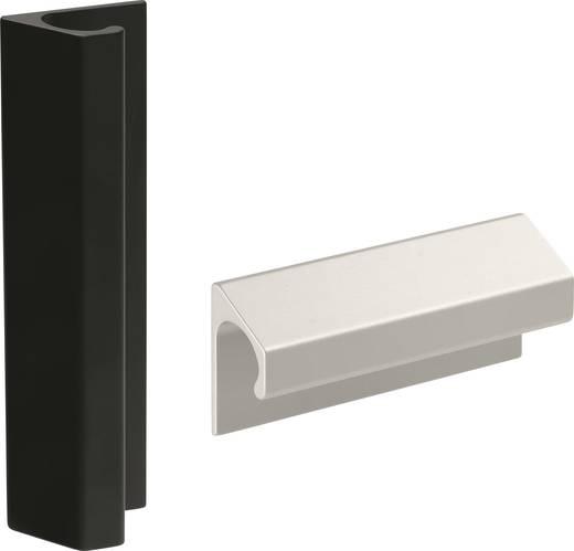 Rohde Párkány fogantyú, LF LF-02.150.04 (H x Sz) 170 mm x 46.5 mm Alumínium Fekete