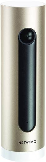 Wifi, WLAN hálózati megfigyelő kamera, 1920 x 1080 pixel, Netatmo NSC01-EU