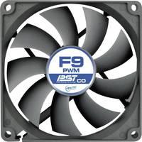 Számítógépház ventilátor 92 x 92 x 25 mm, Arctic F9 PWM PST CO (AFACO-090PC-GBA01) Arctic