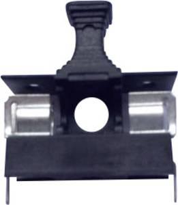 Biztosíték tartó, kihúzó segéddel, 5 x 20 mm, 6.3 A, 250 V, ESKA 508.000 ESKA