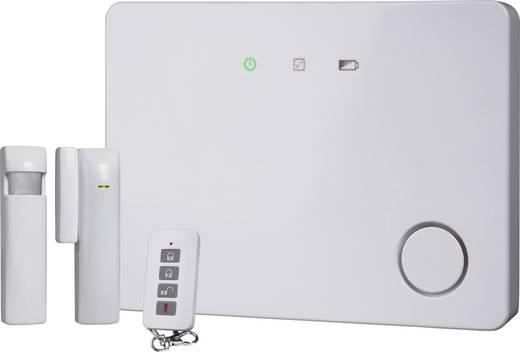 Rádiójel vezérlésű, vezeték nélküli riasztó rendszer Smartwares 10.016.58
