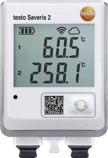 Hőmérséklet adatgyűjtő testo WLAN adatgyűjtő rendszer, Testo Saveris 2-T3 -200 ... 1350 °C