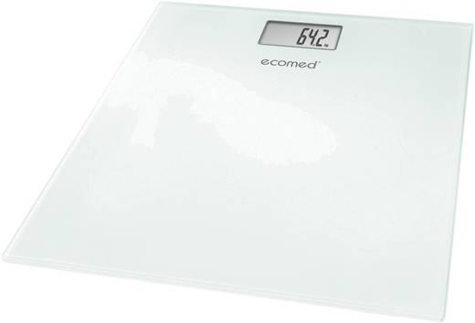 Digitális személymérleg, fehér, max. 150 kg, Medisana PS-72E