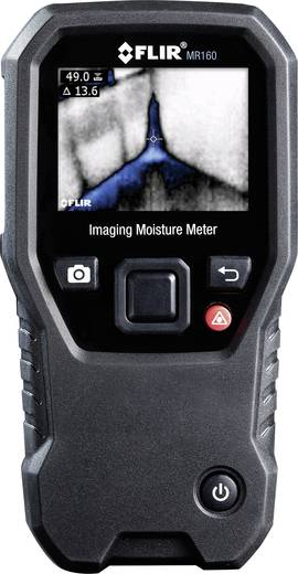 Hőkamerás anyagnedvesség mérő FLIR MR160