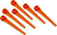 GARDENA 5368-20 Tartalék kés 20 részes készlet Alkalmas: Gardena EasyCut Li-18/23R, Gardena ComfortCut Li-18/23R, Garden GARDENA