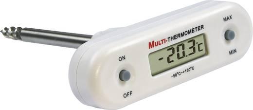 Becsavarozható fagyasztó- hűtőszekrény hőmérő T forma, TFA