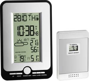Vezeték nélküli digitális időjárásjelző állomás, TFA Multy 35.1134.10 TFA Dostmann