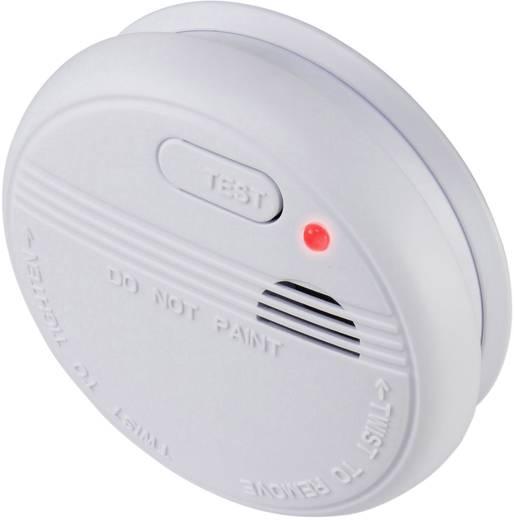 Füstjelző elemes 85 dB Basetech