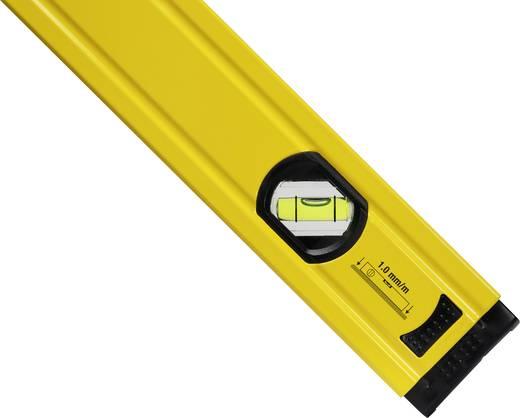 Vízmérték, Libella-pontosság 1.0 mm/m Hossz 80 cm, Basetech 1369455