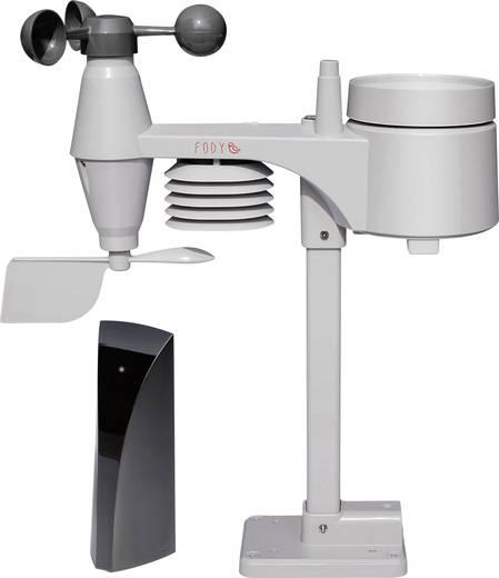 Vezeték nélküli időjárásjelző állomás okostelefonhoz, FODY Tempus Pro E41