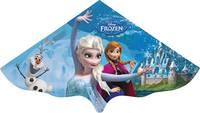 Papírsárkány, Disney Jégvarázs, gyermeksárkány, 1150 mm, Günther Disney Frozen Elsa Günther Flugspiele
