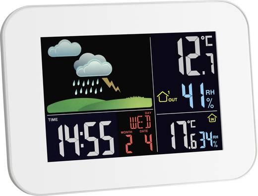 Vezeték nélküli hőmérő és páratartalom mérő érzékelő, TFA 30.3215.02