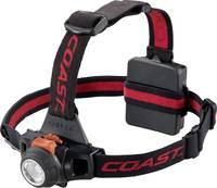 LED-es fejlámpa, elemes, 1 LED 330 lm 129 m 93 óra 170 g, Coast HL27 138683 Coast